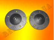 Опора (суппорт) барабана Whirlpool 085 (480110100802)