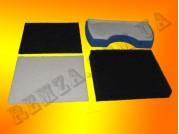Набор НЕРА фильтров для пылесосов Samsung DJ97-01040C копия