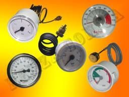 Манометры, термометры и термоманометры (28)
