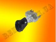 Кнопка розжига конфорок плиты Гефест ПКН-506 черная