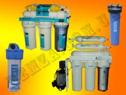 Фильтра и системы фильтрации воды