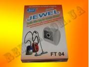 Мешок-пылесборник многоразовый Jewel FT 04