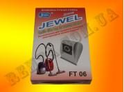 Мешок-пылесборник многоразовый Jewel FT 06