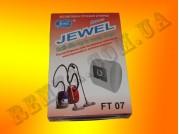Мешок-пылесборник многоразовый Jewel FT 07