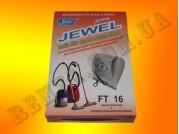 Мешок-пылесборник многоразовый Jewel FT 16