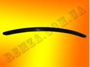 Ручка двери духовки Грета металл коричневая 60 см