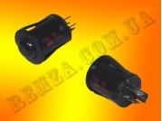 Кнопка генератора искры Гефест ПКН-13 черная