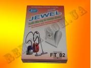 Мешок-пылесборник многоразовый Jewel FT 02