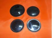 Набор крышек для горелок (нержавейка) газ. плит Электа