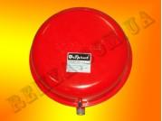 Расширительный бак для отопления Sprut FT6Ø324