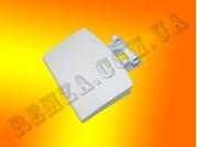 Ручка люка (двери) Zanussi, Electrolux, AEG 1246047003 (50252420000)